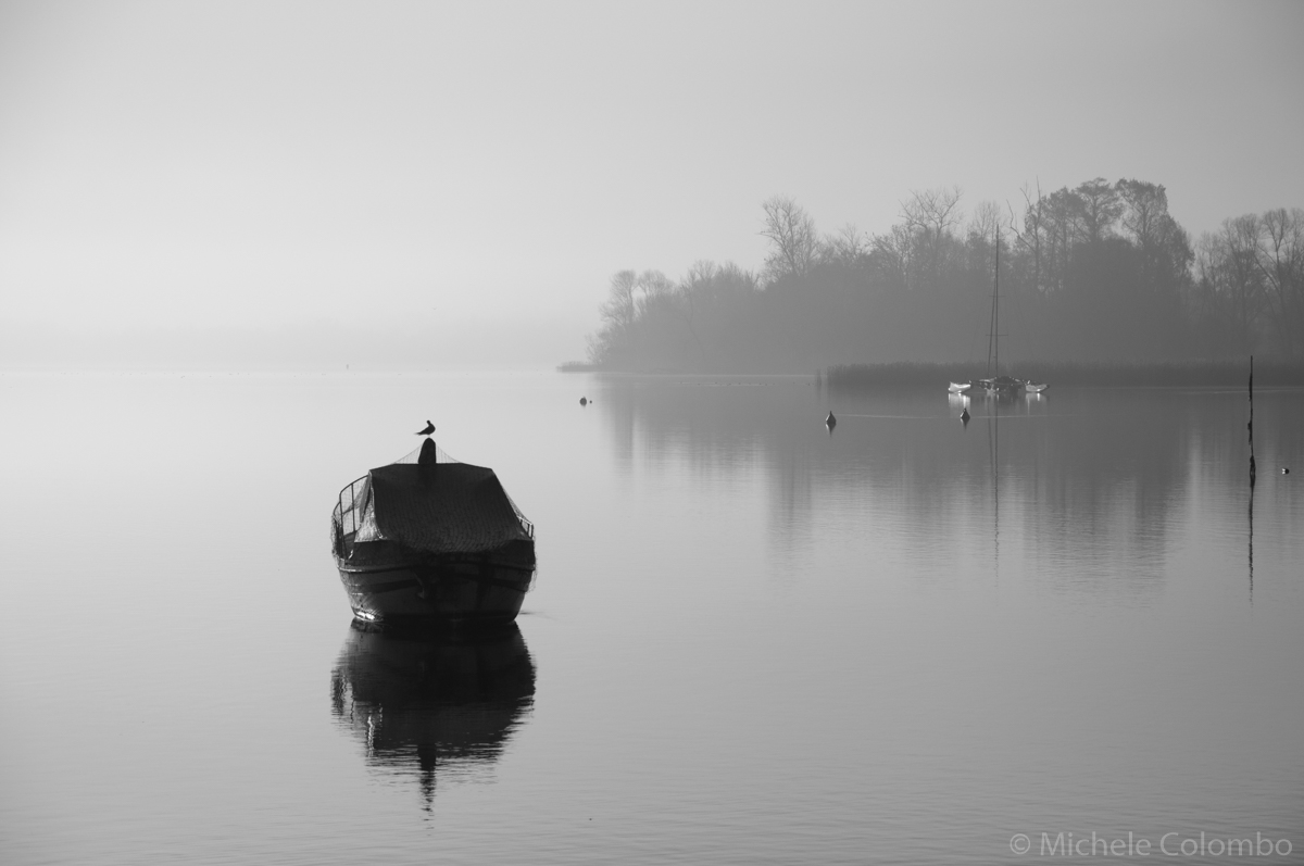 Morning on Lake Maggiore
