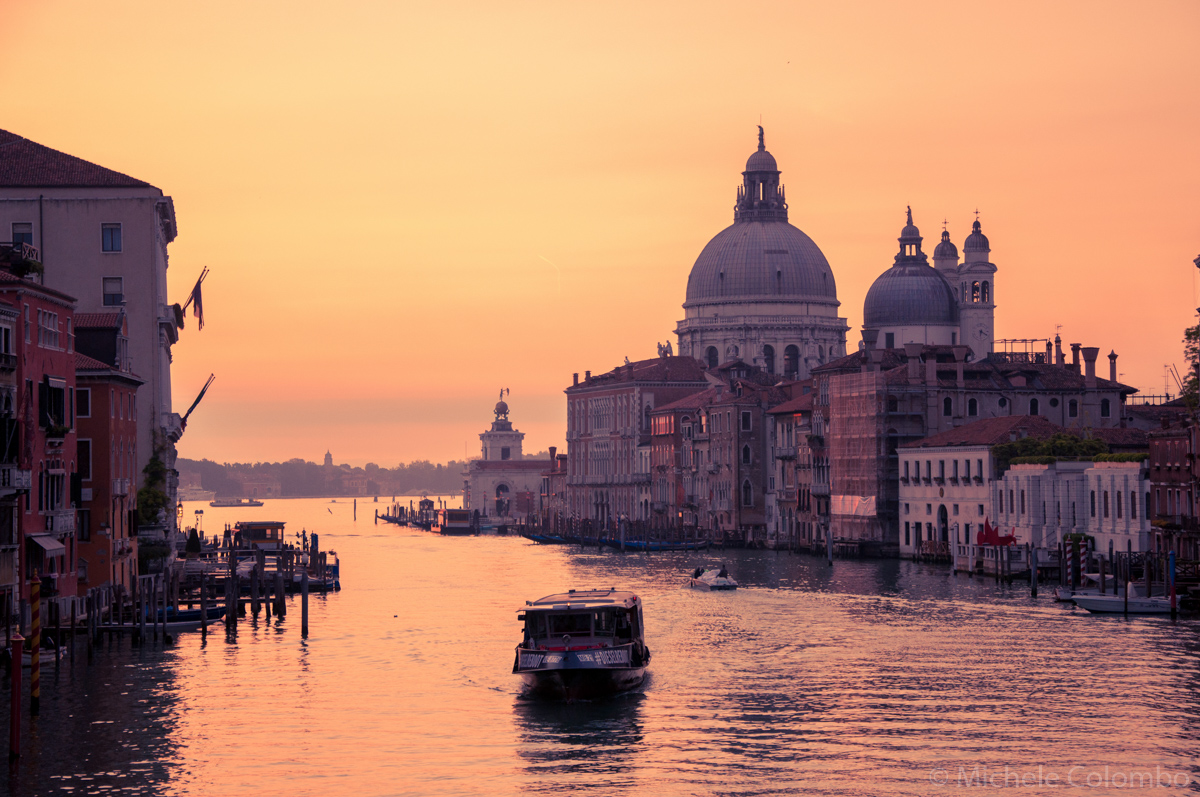 Photo of Venice at sunsrise